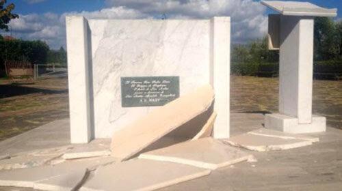 Casal Velino, vandali danneggiano altare della Chiesetta di San Matteo