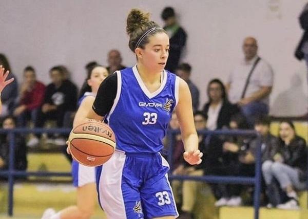 Play giovane e talentuosa: da Brindisi ecco Alessandra Capriati