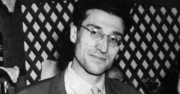 Il 27 agosto 1950 in una camera d'albergo di Torino il suicidio con i sonniferi di Cesare Pavese
