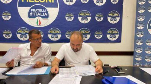 """Fratelli d'Italia completa le liste: """"A Salerno puntiamo al ballottaggio"""""""