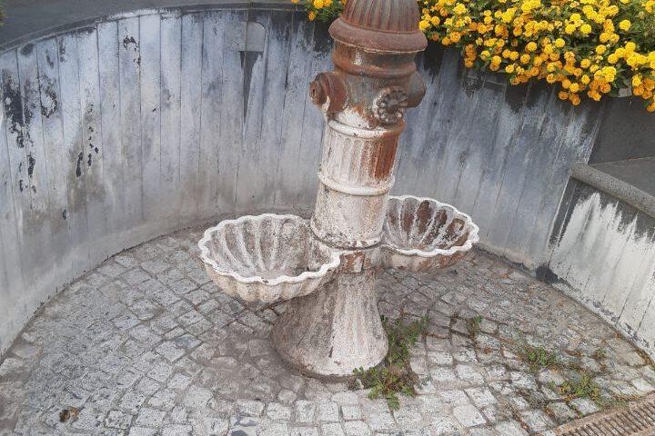 Fontane storiche chiuse a San Marzano sul Sarno: la denuncia del gruppo Noi sempre tra voi