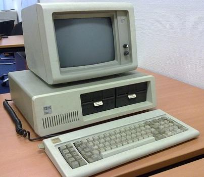 Il 12 agosto del 1981 IBM presenta il primo Personal Computer