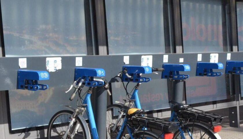 Salerno, rubata una bicicletta al giorno