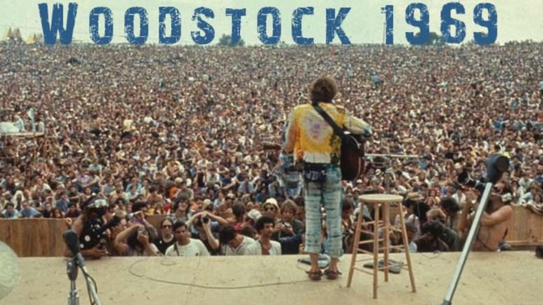 Il 15 agosto 1969 il week end più famoso della musica rock con il concerto di Woodstock