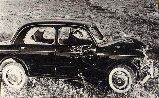 Il 2 agosto 1958 Liggio e i suoi scagnozzi si prendono Corleone con il delitto Navarra
