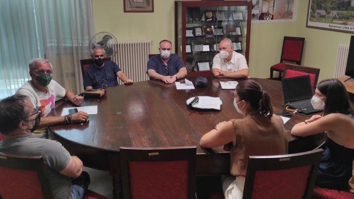 Baronissi, incendi a Cariti:sinergia Comune e Legambiente