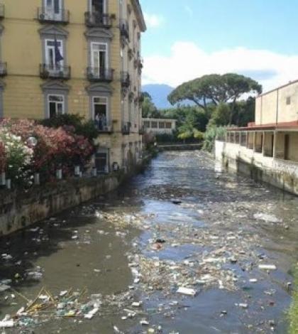 Inquinamento Sarno, il sindaco di Scafati dal comandante del Noe di Salerno