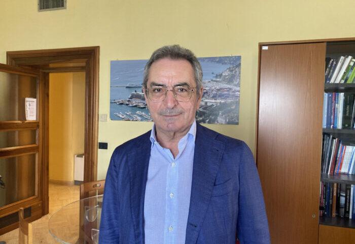"""Annunziata: """"Il porto di Salerno è sicuro"""""""