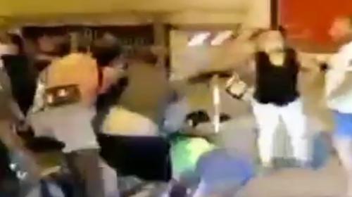 Rissa tra famiglie della provincia di Napoli ad Agropoli, 4 in ospedale