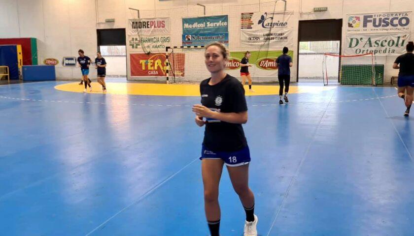 """Jomi Salerno, parte la caccia alla Supercoppa. Capitan Napoletano: """"Stiamo lavorando sodo"""""""
