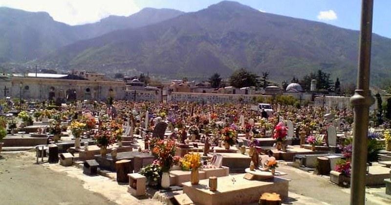 Struttura non a norma, sequestrato ossario comunale nel cimitero di Angri