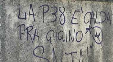 Cava de' Tirreni, scritte sui muri con minaccia di morte a Luigi Petrone