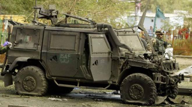 Il 17 settembre 2009 un attentato a Kabul uccide sei italiani