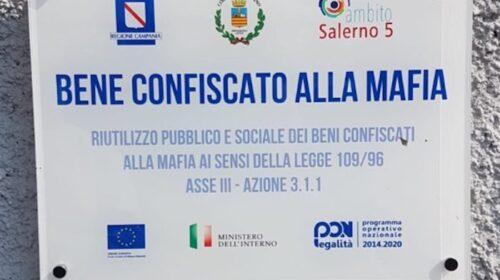 Salerno, bene sequestrato alla camorra diventa casa rifugio per donne vittime di violenze