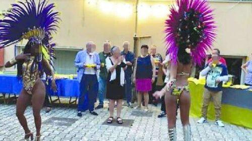 """Cava de' Tirreni, festa con le ballerine e sospensione della dirigente del centro salute mentale. Rifondazione: """"Condanna sociale, colpevolizzazione o schizofrenia?"""""""