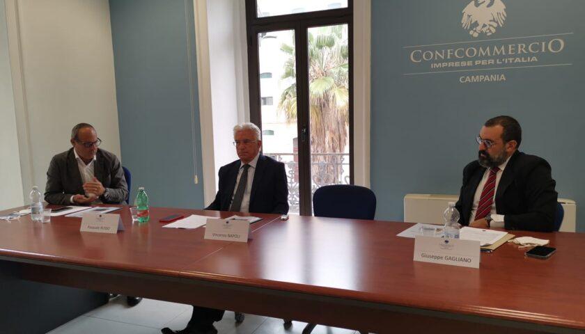 """Salerno, il sindaco Napoli incontra Confindustria: """"Insieme per rendere la città più appetibile"""""""