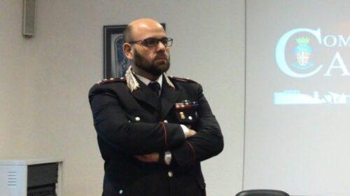 Il colonnello nocerino Giovanni Cuccurullo a capo dei carabinieri di Aosta