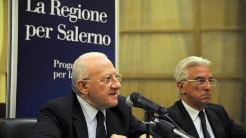 L'ironia di De Luca: il risultato di Enzo Napoli è straordinario come lo storico successo dei figli delle chiancarelle