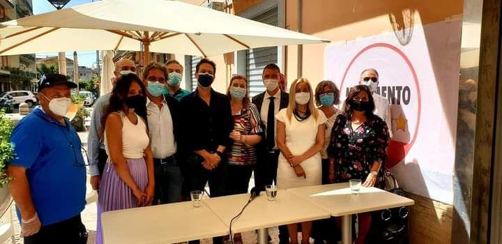 M5S, Comunali di Battipaglia: Enrico Farina presenta la sua candidatura a Sindaco