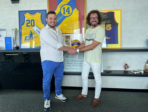 Stefano Falivene è il nuovo Direttore Sportivo del Volley Bellizzi