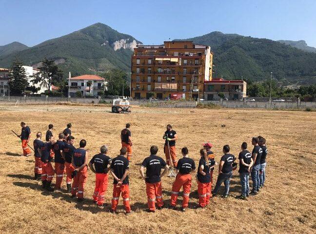 Sabato a Pagani confronto sul ruolo della protezione civile durante l'emergenza covid-19