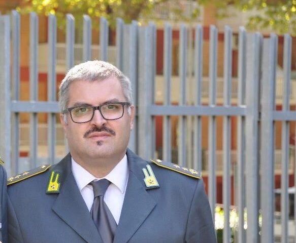 L'ex comandante della Guardia di Finanza di Nocera Superiore colonnello Garzella alla guida del nuovo gruppo di Modena