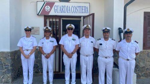 Visita del Direttore Marittimo della Campania agli Uffici Locali Marittimi dei Circondari di Palinuro e Agropoli