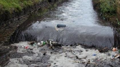 Inquinamento fiume Sarno, La Mura (Si): polo conciario Solofra sia attenzionato speciale