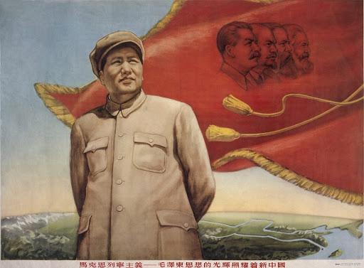 Il 9 settembre del 1976 muore Mao Tse Tung fondatore della Repubblica Popolare Cinese