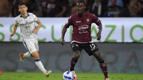 Una Salernitana sfortunata cade ancora, Zapata regala i tre punti all'Atalanta