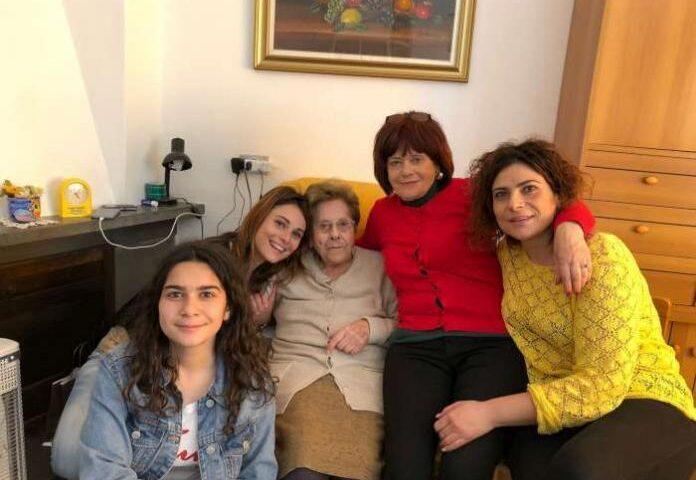 Palinuro in festa per i 100 anni di nonna Lina Rinaldi