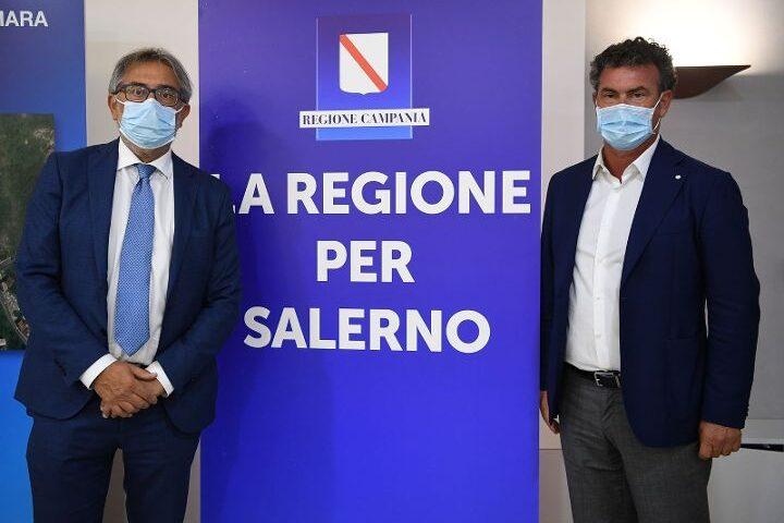 """Urban Center """" e """"Archivio di architettura e urbanistica"""" a Salerno:  due progetti finanziati dalla Regione Campania"""