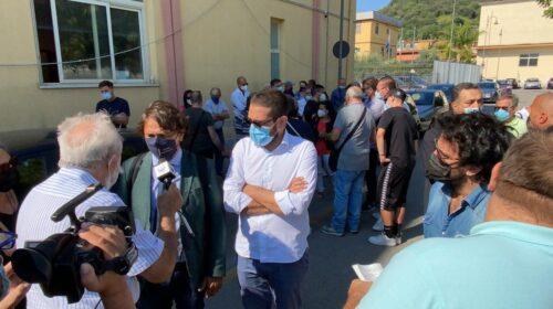 IACP FUTURA, PROTESTE AL TRIBUNALE DI NOCERA INFERIORE: SOLIDARIETA' E VICINANZA DAL M5S