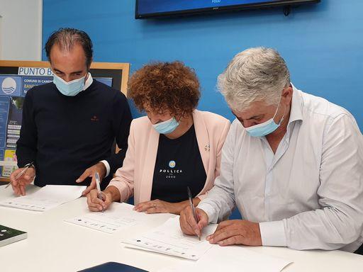 Intesa Pollica-Camerota-FFI per network dieta mediterranea