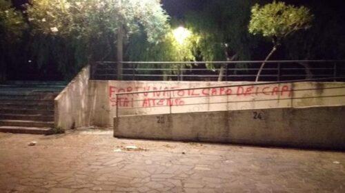 Santa Marina, scritte con minacce di morte al sindaco Fortunato