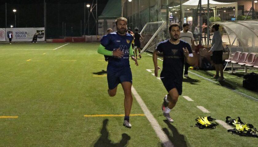 Polisportiva Salerno Guiscards, sabato mattina riparte l'avventura del team calcio
