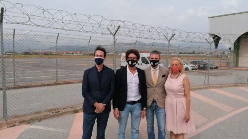 """M5S: """"Aeroporto Costa d'Amalfi, orgogliosi di aver dotato il Sud di un nuovo scalo"""""""