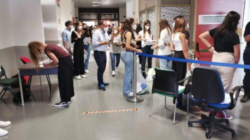 Unisa, la carica dei 1800 candidati per Medicina