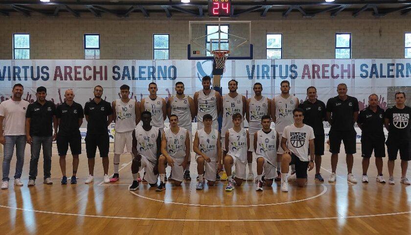 La Virtus batte Pozzuoli e conquista la semifinale in Supercoppa