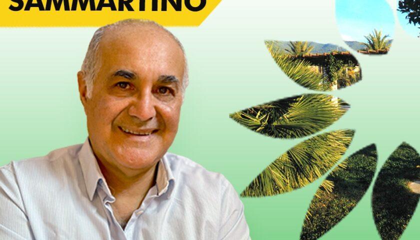 """""""Salerno sana, pulita, moderna"""" Ciro Sammartino candidato con Europa Verde al Comune di Salerno"""