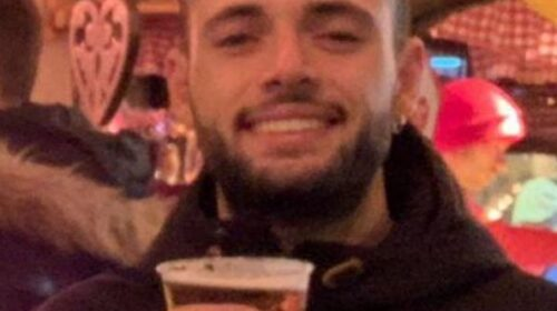 Mistero a Londra, scomparso da 5 giorni il giovane di Positano Antonino Coppola