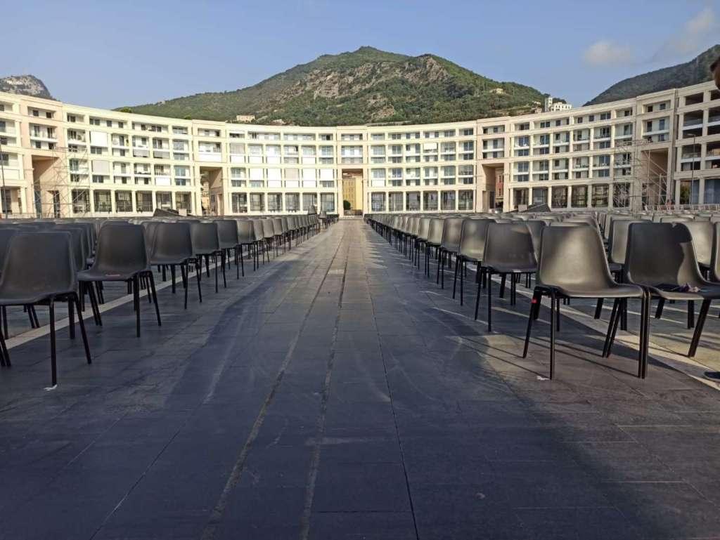 Salerno, piazza Libertà pronta per l'inaugurazione e San Matteo: 5mila inviti per il pontificale