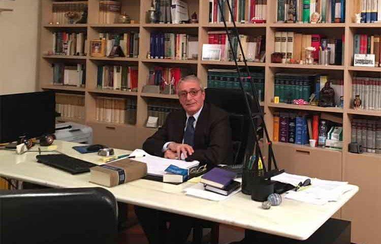Morte avvocato Antonio Sarno, il dolore della camera penale salernitana