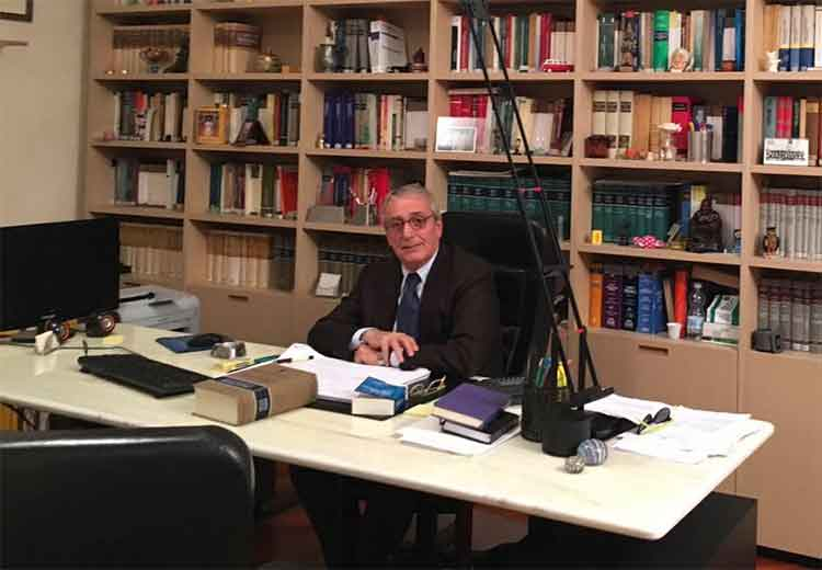 Classe forense nocerina e salernitana a lutto, muore l'avvocato Antonio Sarno