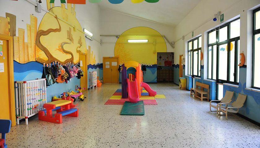 Cava de' Tirreni, graduatorie rettificate per asili di via Carillo e Santa Maria del Rovo