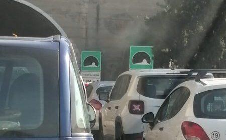 Incidente  sulla A2 Mediterraneo, rallentamenti tra Salerno e Baronissi