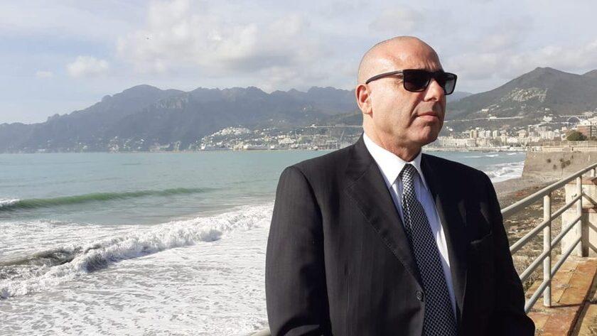 Salerno, domani sera sul Lungomare Antonio Cammarota chiuderà la sua campagna elettorale