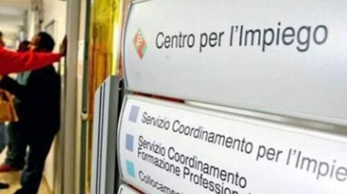 CENTRI PER L'IMPIEGO, ENTRO DUE SETTIMANELE GRADUATORIE DEFINITIVE