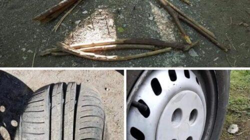 Chiodi sulla strada e ruote bucate a Bracigliano, l'ira del sindaco