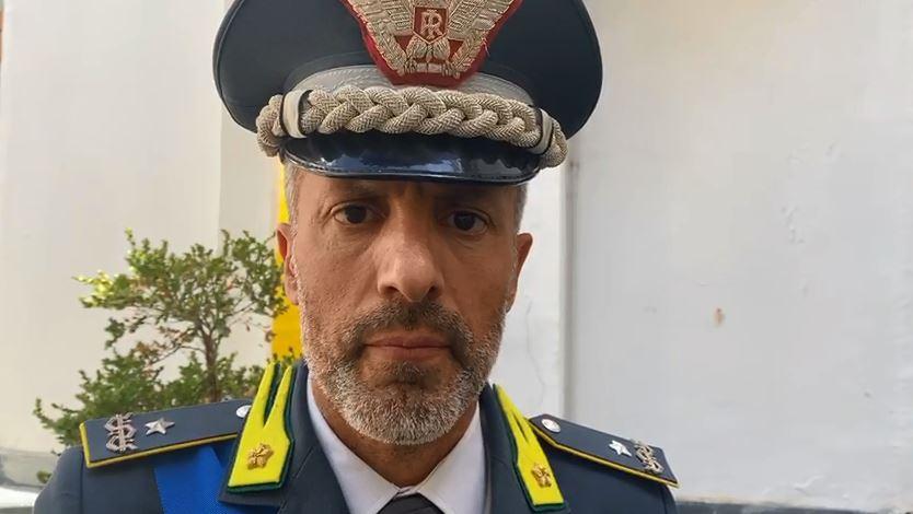 Guardia di Finanza, Petruccelli lascia Salerno: arriva il colonnello Oriol De Luca